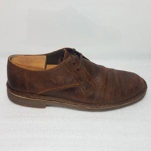 Clarks Mens Size 8 Original Oil Brushed Bushacre